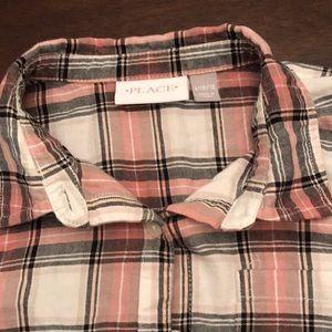 Children's Place Shirts & Tops - Button up shirt